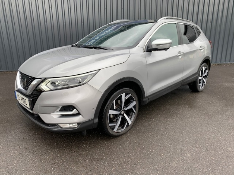 voiture occasion belfort, NISSAN Qashqai 1.6 DIG-T 163 ch Tekna+